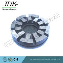 Diamond Satellite Abrasive for Calibration
