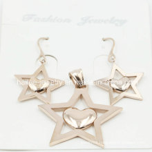 Wholesale Stainless Steeel Fashion Set Jewelry