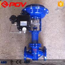 directional flow pneumatic control valve