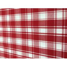 100% хлопчатобумажная пряжа окрашенная ткань для мужчин Shirting Designs Чеки и полоски