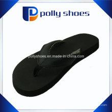 Женская флип-флоп пляж сандалии черный Размер 36