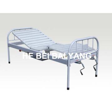 A-190 Todas as camas de hospital com dupla função de plástico
