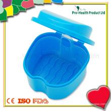Boîte de sauvegarde de dent en plastique promotionnelle