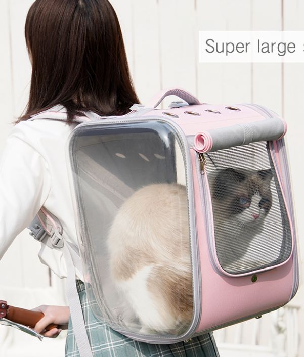 Portable Puppy Backpack