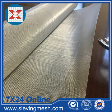 316 Plain Dutch Weave Wire Cloth