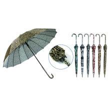 Animal Skin Print 16ribs Automatic Umbrella (YS-SA23163905R)