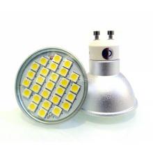 Dimmable GU10 27 5050 SMD LED Bombilla de la Copa de luz de la lámpara