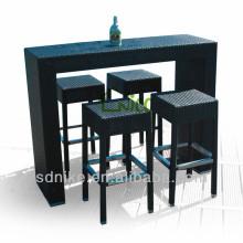 popular rattan bar furniture set BC- 005