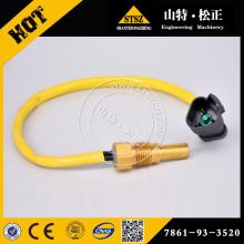 Bagger PC400-7 Wassertemperaturschalter 7861-93-3520