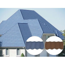 stone coated roofing tile sheet