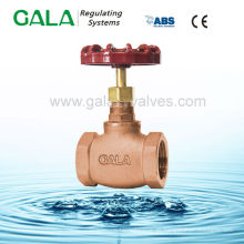 Hochdruckgas-Messing-Absperrventil