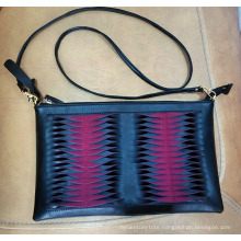 Western Style Trend Fashion Designer Cosmetic Bag with SGS (A-008)