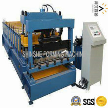 Trap Profile Color Steel Roofing Form Machine