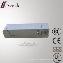 Lámpara de pared de cromo rotatoria de alta calidad de la pendiente 360 de la calidad
