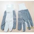Latex Handschuh PVC DOT Sicherheitshandschuh