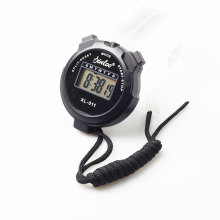Small Digital Sports Stopwatch Timer with Lanyard