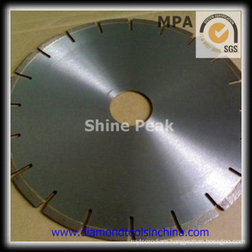 Diamond Dry Cutting Saw Blades for Granite Marble Concrete