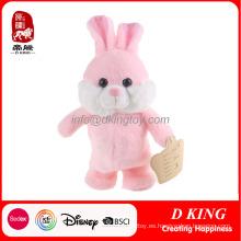 Electronic Bunny Bunny Bunny Toy puede caminar y cantar