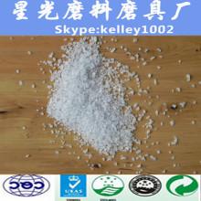 Óxido de aluminio 99,9% Óxido de alúmina fundido blanco para la fundición de precisión