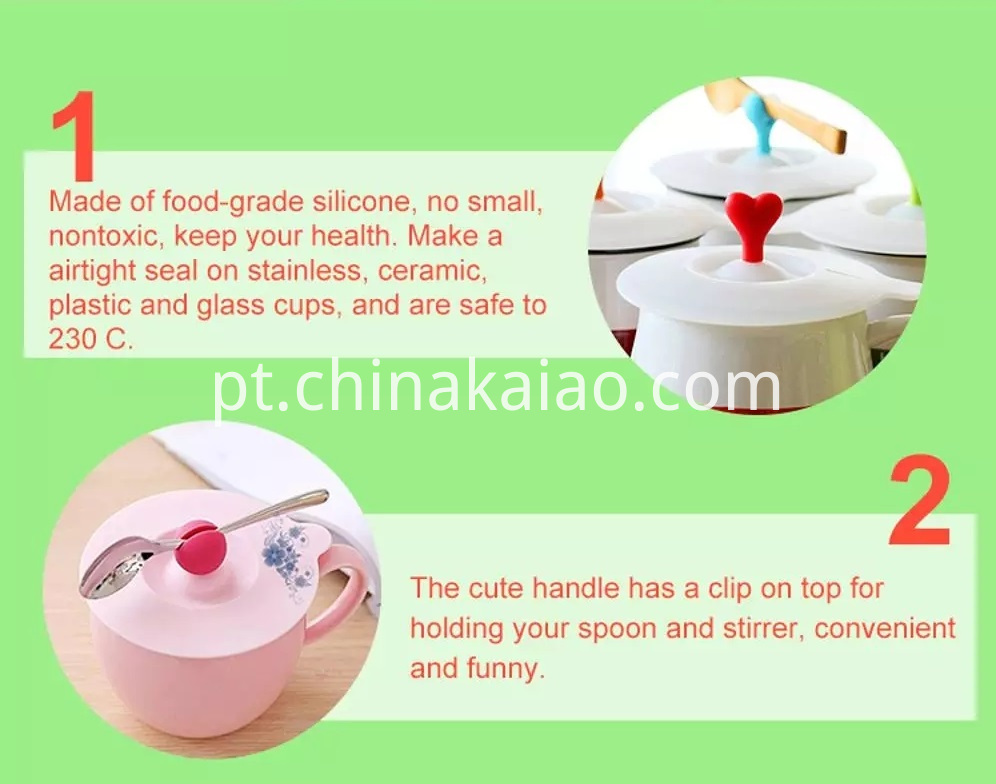 Silicone Glass Cover