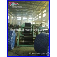 Banda transportadora de goma industrial con Nn400 / 4 X 800m m
