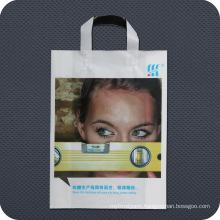 Printed Plastic Shopping Bag