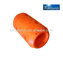 Anti-wave MDPE plastic floater and covers for rubber hose /drainaging pipe