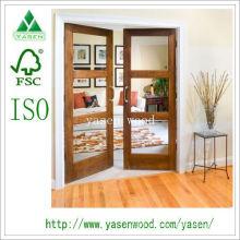 Porta Shaker Style 3 Lite Glazed Interal Wooden