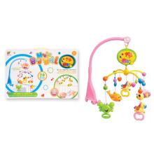 B / O Baby Toys 2015 Anillo de Cama Musical Sonajero de Bebé de Plástico 10214174