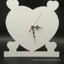 Sublimation Blank Clocks Photo Frames