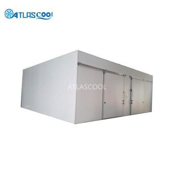 Salas frias refrigeradas de grandes estruturas isoladas