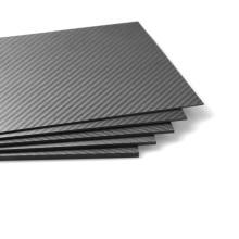 5.0mm Kohlefaserplatten für Autos