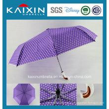 Подгонянный новый модельный автоматический открытый и близкий напольный Umbrella