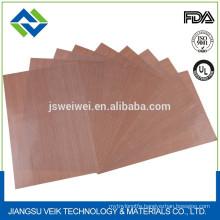 Porous fiberglass teflon sheet in 0.23mm thick