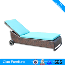 Roues de chaise longue de meubles d'extérieur