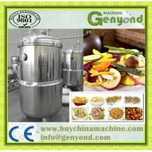 Vegetais e frutas fritas máquina de fritar