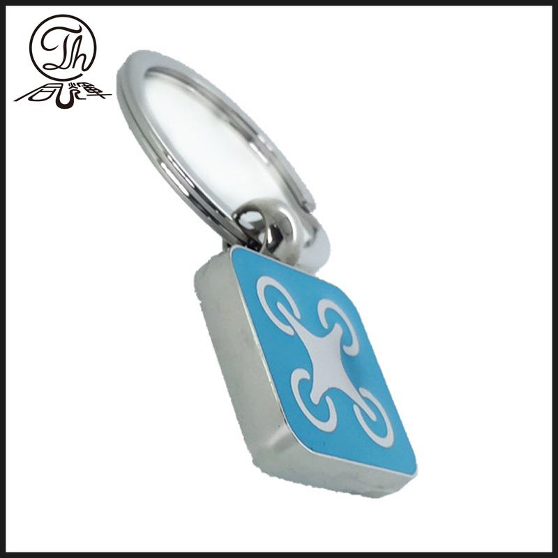 CMYK print Key Tags Metal