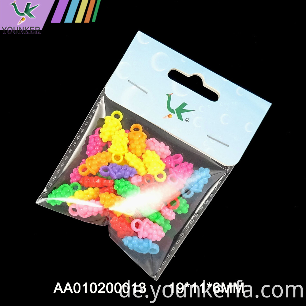Colorful Acrylic Pendant Jewelry