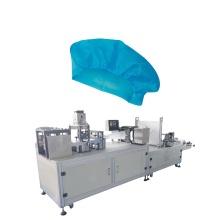 Disposable High Speed Brian Printed Elastic Doctor Cap Making Machine
