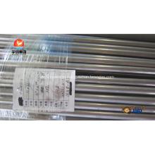 Tubo de Inconel 601 ASME SB163 SB167