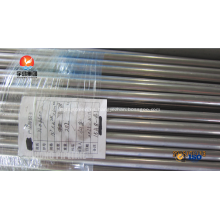 ASME SB163 SB167 Inconel 601 tubo