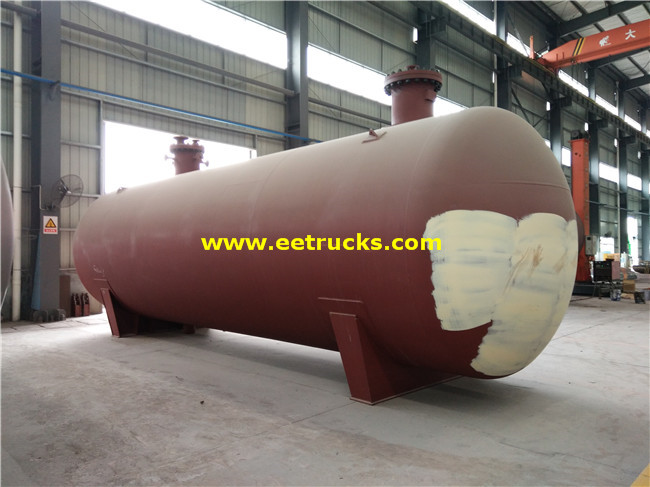 Mounded Domestic LPG Tanks