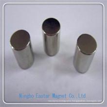N38uh Cylinder Neodymium Permenent Motor Magnet