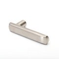 OEM customized strainless steel cnc machining parts precision cabinet door handle parts with lost wax casting