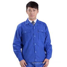 Uniforme de trabajo casual azul de Workwear de los hombres al por mayor