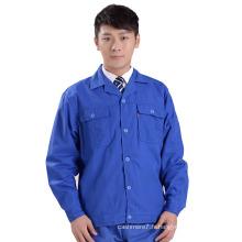 Uniforme de travail décontracté bleu pour hommes