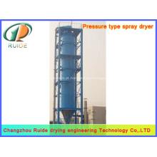 Torre de secagem por pulverização de leite em pó integral