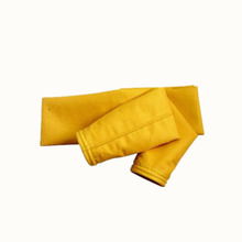 Filter bag dari kain fiber glass aramid