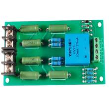 200V-1000V plate type crimp terminal output hall effect voltage sensor