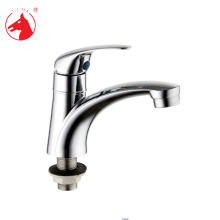 Traditional design single cold water faucet wash basin tap